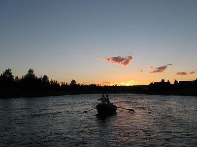Driftboat_Sunset