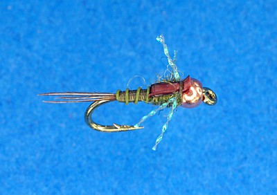 BWO Blue WIng Olive CDC Dun #14 6 CDC Spent Wing Dun